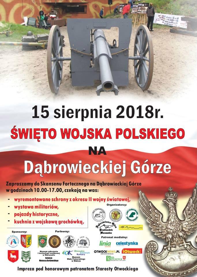 Plakat 15 sierpnia